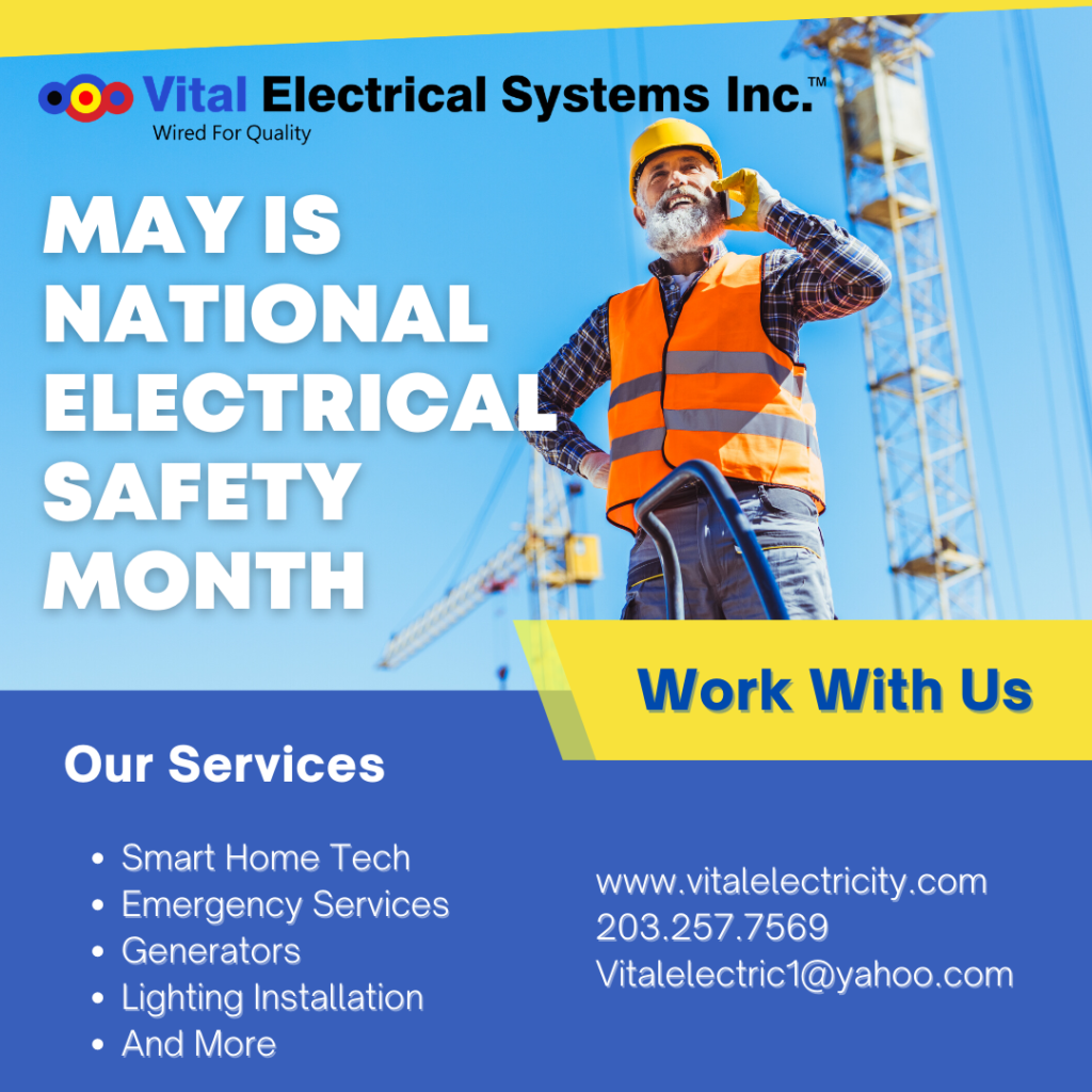 VITAL ELEC. MAY IS SAFETY